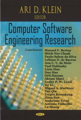 Computer Software Engineering Research