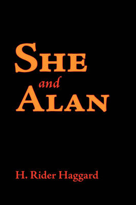 She and Allan, Large-Print Edition