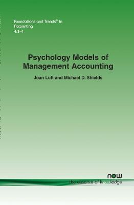 Psychology Models of Management Accounting