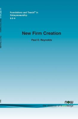 New Firm Creation: A Global Assessment of National, Contextual and Individual Factors