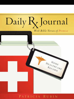 Daily RX Journal with Bible Verses of Promise