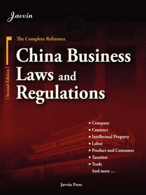 China Business Laws and Regulations