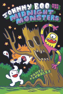 Johnny Boo and the Midnight Monsters (Johnny Boo Book 10)