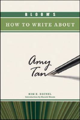 Bloom's How to Write About Amy Tan
