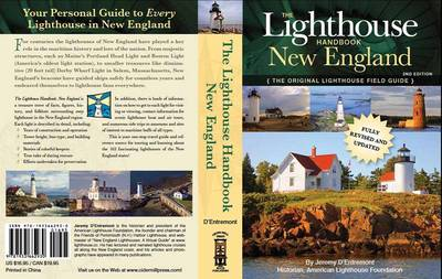 The Lighthouse Handbook New England: The Original Lighthouse Field Guide