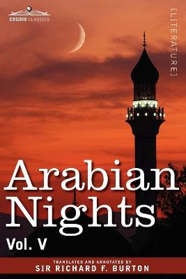 Arabian Nights, in 16 Volumes: Vol. V