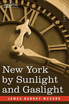 New York by Sunlight and Gaslight: A Work Descriptive of the Great American Metropolis