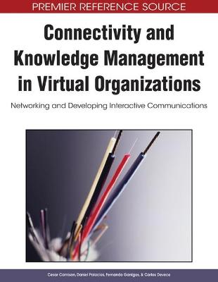 Connectivity and Knowledge Management in Virtual Organizations: Networking and Developing Interactive Communications