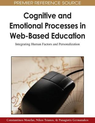 Cognitive and Emotional Processes in Web-Based Education: Integrating Human Factors and Personalization