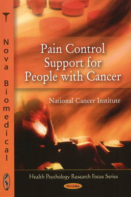 Pain Control Support for People with Cancer