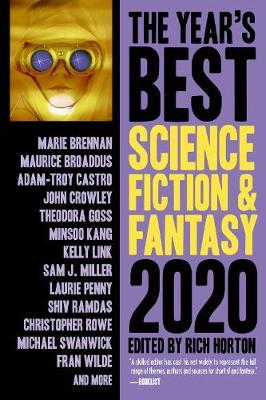 The Year's Best Science Fiction & Fantasy 2020 Edition