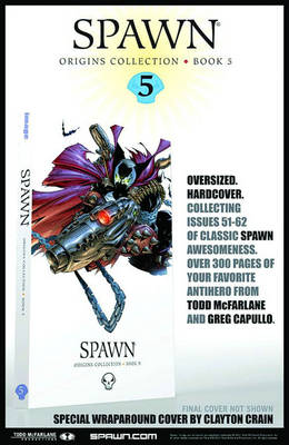 Spawn: Origins Book 5