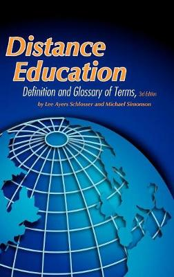 Distance Education: Definition and Glossary of Terms