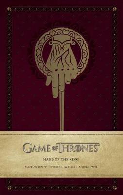 Game of Thrones: Hand of the King Journal