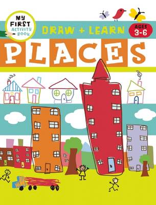 Draw + Learn: Places
