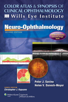 Color Atlas and Synopsis of Clinical Ophthalmology -- Wills Eye Institute -- Neuro-Ophthalmology