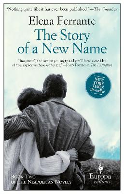 The Story Of A New Name: Book 2
