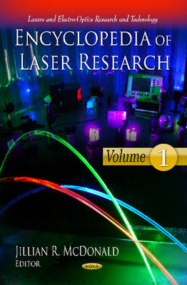 Encyclopedia of Laser Research: 3 Volume Set