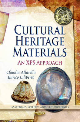 Cultural Heritage Materials: An XPS Approach