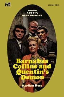 Dark Shadows the Complete Paperback Library Reprint Book 14: Barnabas Collins and Quentin's Demon