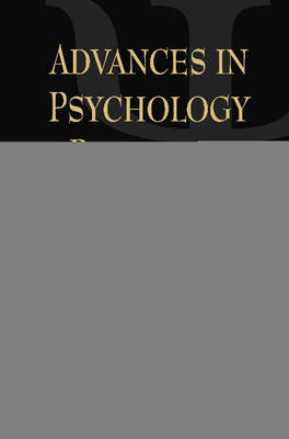 Advances in Psychology Research: Volume 87