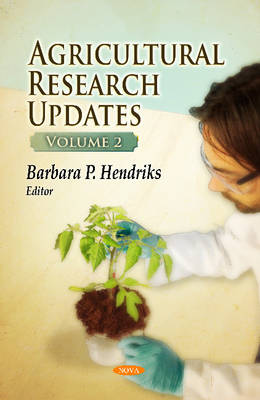 Agricultural Research Updates: Volume 2