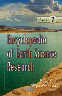 Encyclopedia of Earth Science Research: 3-Volume Set
