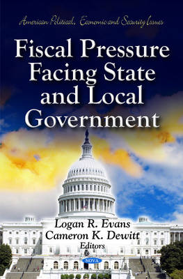 Fiscal Pressure Facing State & Local Government