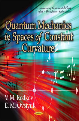 Quantum Mechanics in Spaces of Constant Curvature