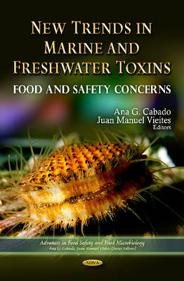 New Trends in Marine Freshwater Toxins: Food Safety Concerns