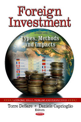 Foreign Investment: Types, Methods & Impacts