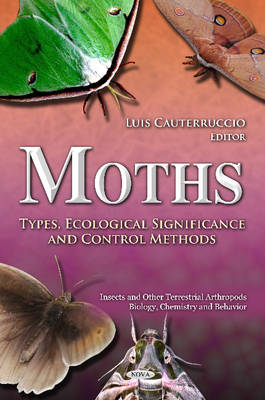 Moths: Types, Ecological Significance & Control Methods