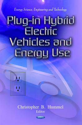 Plug-In Hybrid Electric Vehicles & Energy Use