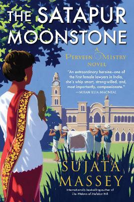 The Satapur Moonstone: Mystery of 1920s Bombay #2