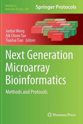 Next Generation Microarray Bioinformatics: Methods and Protocols