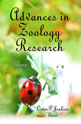 Advances in Zoology Research: Volume 3