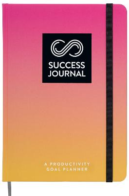 Success Journal / Sunny Pink: A Productivity Goal Planner