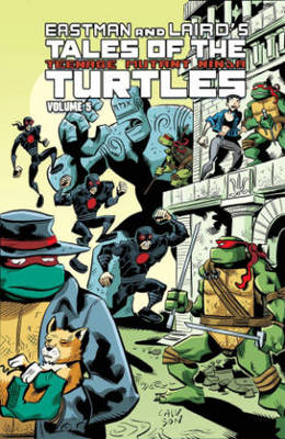 Tales Of The Teenage Mutant Ninja Turtles Volume 5