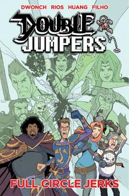 Double Jumpers Volume 2: Full Circle Jerks