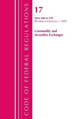 Code of Federal Regulations, Title 17 Commodity and Securities Exchanges 200-239, Revised as of April 1, 2020