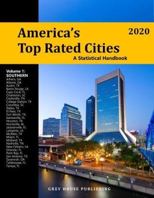 America's Top-Rated Cities, Vol. 1 South, 2020