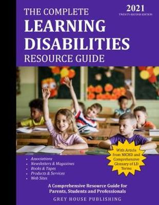 Complete Learning Disabilities Resource Guide, 2021