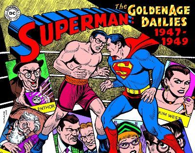 Superman: The Golden Age Newspaper Dailies