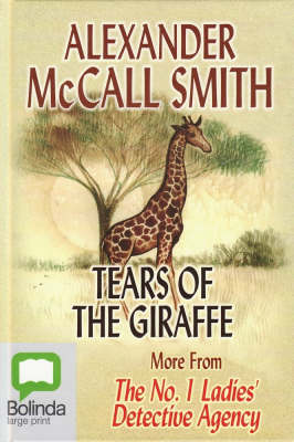 Tears of the Giraffe