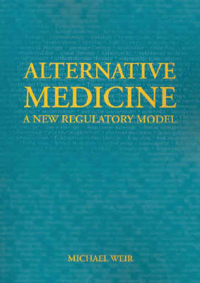 Alternative Medicine: A New Regultory Model