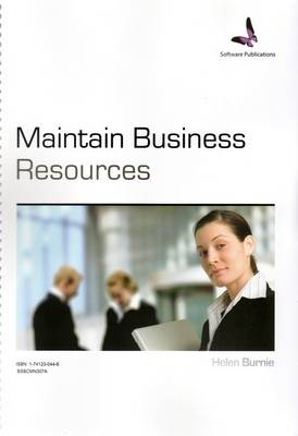 Maintain Business Resources