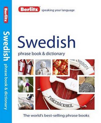 Berlitz: Swedish Phrase Book & Dictionary