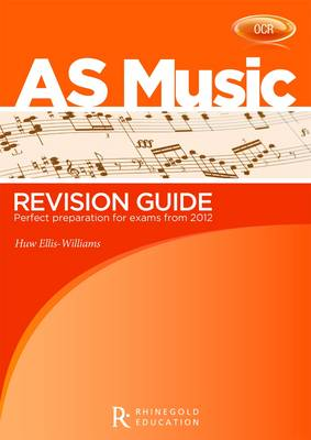 OCR AS Music Revision Guide: OCR