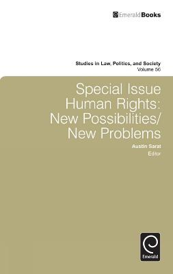 Special Issue: Human Rights: New Possibilities/New Problems