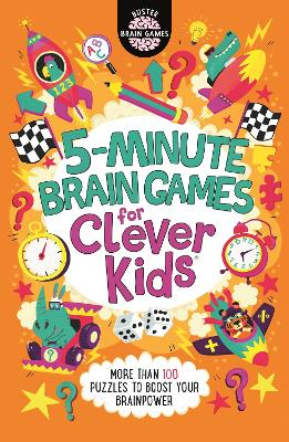 5-Minute Brain Games for Clever Kids